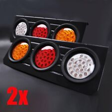 2X AU Tray Back Ute/Trailer/Truck/Boat Reverse Indicator 12V LED Stop Tail OK
