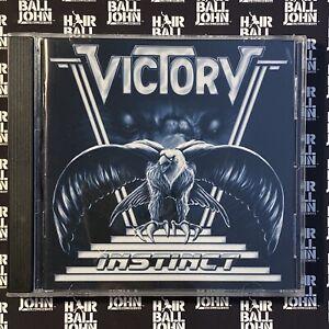 Victory - Instinct (2003) CD + Hair Metal Gifts RARE OOP!