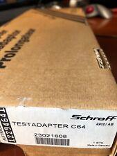 SCHROFF 23021608 TEST ADAPTER C96/64