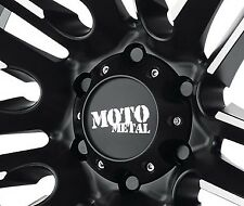 Moto Metal 978 Razor Center Cap MO978 Gloss Black fits 6x135 (Ford)  wheels