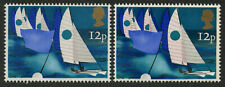 More details for gb 1975 sailing 12p error missing pink dry print unmounted mint …l1