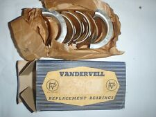 Main Bearing Set .020 size 1955-1957 Chevrolet 265 V8 55 56 57 CHEVY
