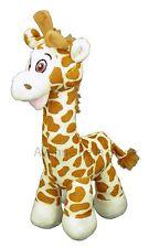Peluche girafe velours super doux achat vente doudous pas cher, jouet, neuf