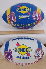 Sunoco touch down two inflated foot balls collect both ready to display or play