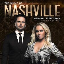 The Music Of Nashville (Season 6 Vol2) - Cast [CD] Sent Sameday*