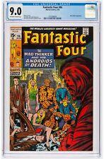 Fantastic Four 96 CGC 9.0