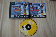 BREATH OF FIRE 3 - PlayStation  ONE