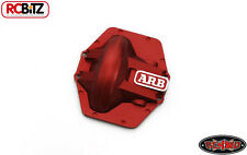 RED alli ARB DIFF COVER PER AXIAL WRAITH RIDGECREST AX10 RC4WD EASY FIT z-s0352