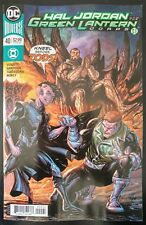 Hal Jordan and the GREEN LANTERN CORPS #40b (2018 DC Universe Comics) VF/NM Book