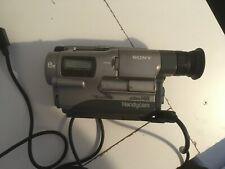 sony handycam hi8 8mm mini cassette recorder