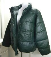 Women's Puffer Jacket A New Day Green Sizes Available L , XXL