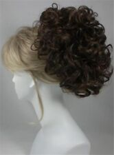 "11"" long Hairdo w/Claw Clip & Spiral Curls Hairpiece"