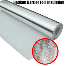 Radiant Barrier Reflective Foil Insulation Materials For RETROFIT & CONSTRUCTION