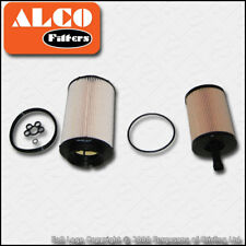 SERVICE KIT AUDI A3 (8P) 2.0 TDI 8V ALCO OIL FUEL FILTERS FF=141MM (2003-2006)