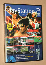 PS 2 RIVISTA UFFICIALE DVD DEMO Destroy All Humans! Tekken 5 Sly 2 etc 07/2005