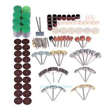 350Pcs Rotary Tool Accessories Bit Set Drill Wire Brush Grinding Sanding Cutting