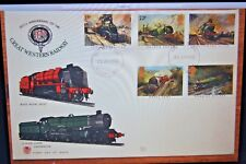 January 1985: First Day Cover; Famous Trains; Great Cover