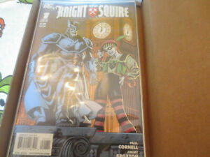 Knight & Squire Issue # 1-6 DC Comics Books