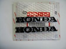 HONDA SL100 SL175 SL350 CB350 CL350 GAS TANK FUEL TANK EMBLEM BADGE OEM NEW 105