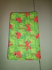 1-Sesame Street Elmo w/Bugs KinderMat/Rest Mat Cover for School New & Handmade