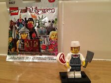 Lego série 6 boucher mint condition