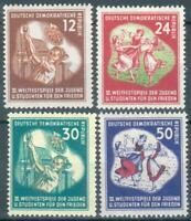 DDR, Mi.-Nr.289/92**, Michel 60 €