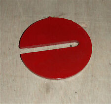NOS Delta Band Scroll Saw Insert Plate p/n 1346655 also subs 909538
