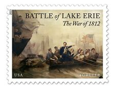 2013 46c Battle of Lake Erie, The War of 1812 Scott 4805 Mint F/VF NH