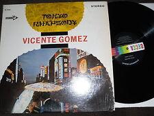 Vicente Gomez - Tokyo Rhapsody, Vinyl, USA, vg+