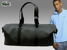 LACOSTE Business Collection Bag Holdall  Black (60cm) AUTHENTIC