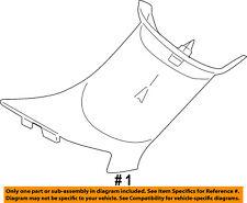 Dodge CHRYSLER OEM Challenger Interior-Winshield Pillar Trim Left 1ZA05DX9AE
