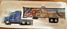 Ertl Hamilton SPIRIT OF AMERICA 1:64 Tractor Trailer Semi  #98109