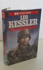 Fire over Serbia : S. S. Wotan by Leo Kessler (1993, Hardcover) ex lib 1st ed