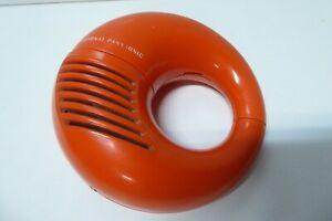 VINTAGE NATIONAL PANASONIC WRIST BAND BRACELET TRANSISTOR RADIO TOOT A LOOP