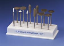 Dental Shofu Porcelain Adjustment Kit Ii Free Ship