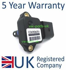 MAP Manifold Air Pressure Sensor 036906051 VW Bora Caddy Polo Golf Lupo Audi A2