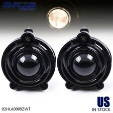 Right Left Side Fog Lights Lamps Pair Fit For Chevy Buick 10335108 Gm2593157
