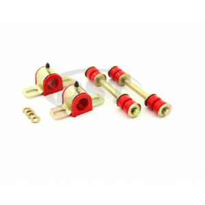 Energy Suspension For GMC Jimmy 1992-2001 Sway Bar Bushings Front Red