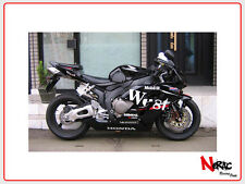 CARENA ABS FAIRING KIT HONDA CBR 600RR 2005 2006 VARIE GRAFICHE WEST SBK MOTOGP