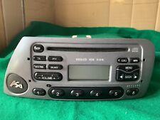 Ford Ka Reproductor De CD CD 6000, código, probado y funcionando Inc 5S5T-18C815-DB