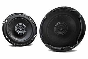 "Kenwood KFC-1696PS 6-1/2"" 2-Way Car Audio Speaker System 320 Watts Max Power"