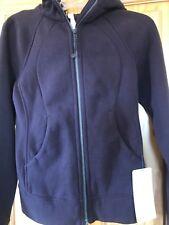 NWT Lululemon Scuba Hoodie IV PELT purple  Women's  Jacket Size 4 Hoody NEW