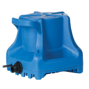 Little Giant APCP-1700 Automatic 1700 GPH Pool Winter Cover Water Pump (2 Pack)