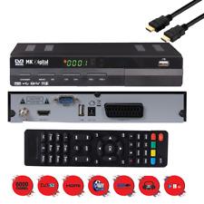 MK Digital HD-62se HDTV Sat Receiver Full HD Satelliten Empfänger mit Scart