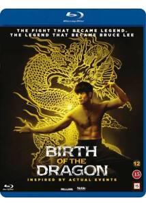 Birth Of The Dragon (Blu-Ray) [Danish Import] BLU-RAY NEW