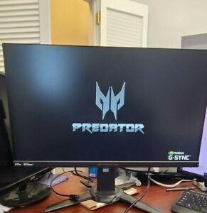 Acer XB272 Predator XB2 27 inch Widescreen LCD Monitor   No box   Free shipping!