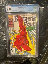 Fantastic Four #353 CGC 9.8 White Pages (1991) 1st  Mobious M. Mobious Wow! Loki