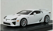 1/43 EBBRO 44514 LEXUS LFA COUPE WHITE scale model car SPARK