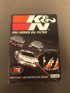 K&N Oil Filter - Pro Series PS-3001