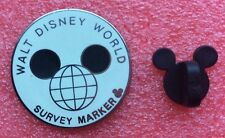 Pins DISNEY Parc WALT DISNEY WORLD SURVEY MARKER